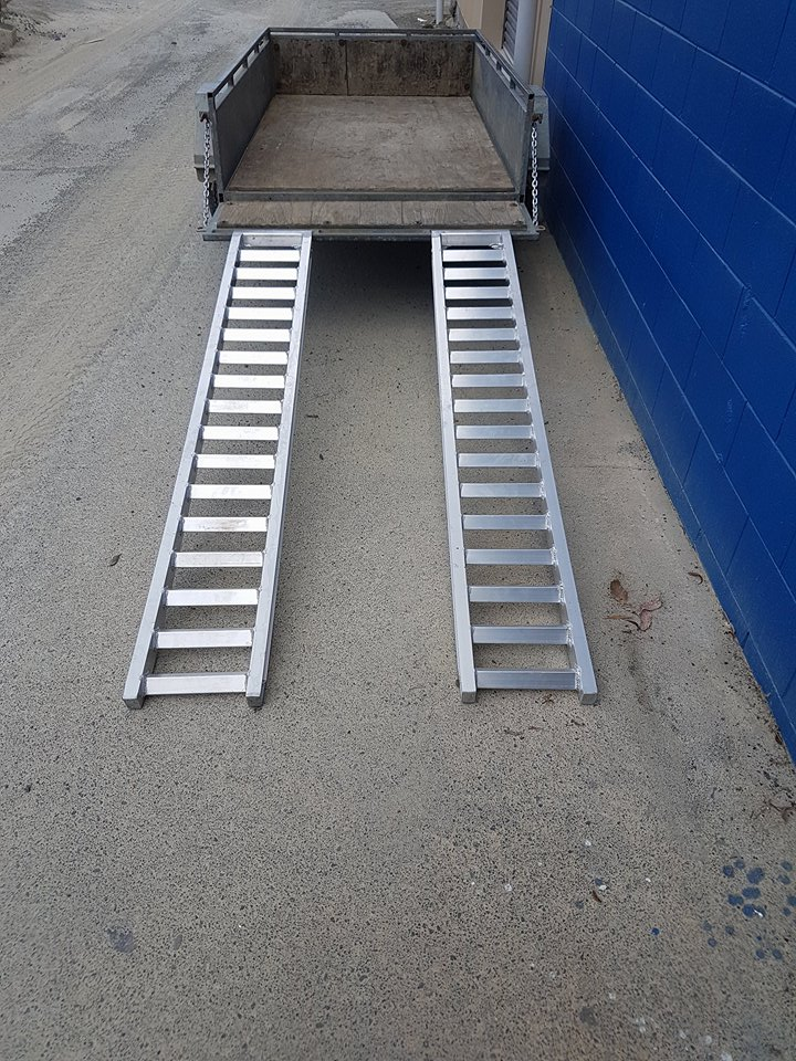 Light weight small Ramps
